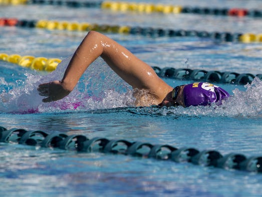 Chaparral 39 S Taylor Ruck Chosen Girl Swimmer Of The Year
