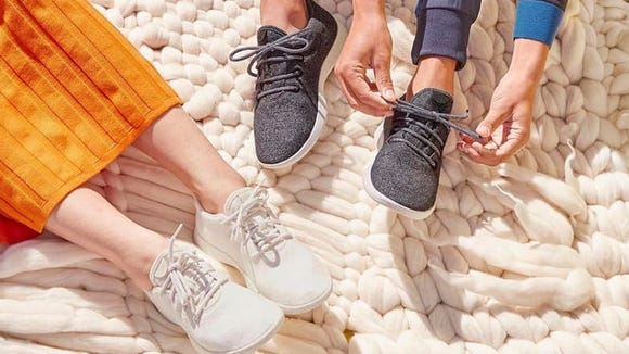 Best gifts for wives 2020: Allbirds Wool Runners.
