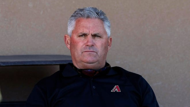 Kevin Towers was a GM of the Diamondbacks and Padres.