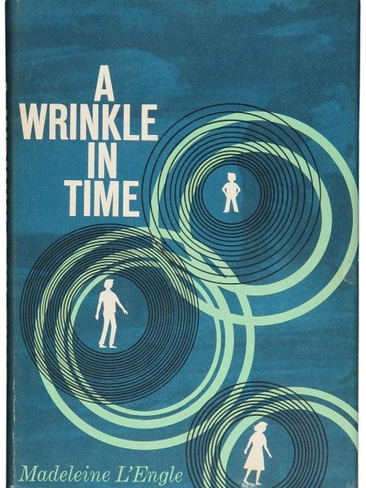 wrinkle in time madeleine lengle.jpg