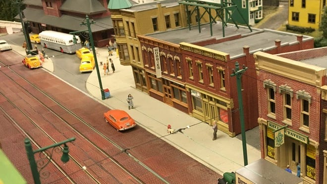 Union County residents and visitors are invited to celebrate the holiday season this year with a trip to one of the largest model train displays in New Jersey, complete with special sound, narration and lighting effects.