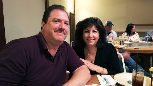 Bob and Lisa Lee of North Point Technology