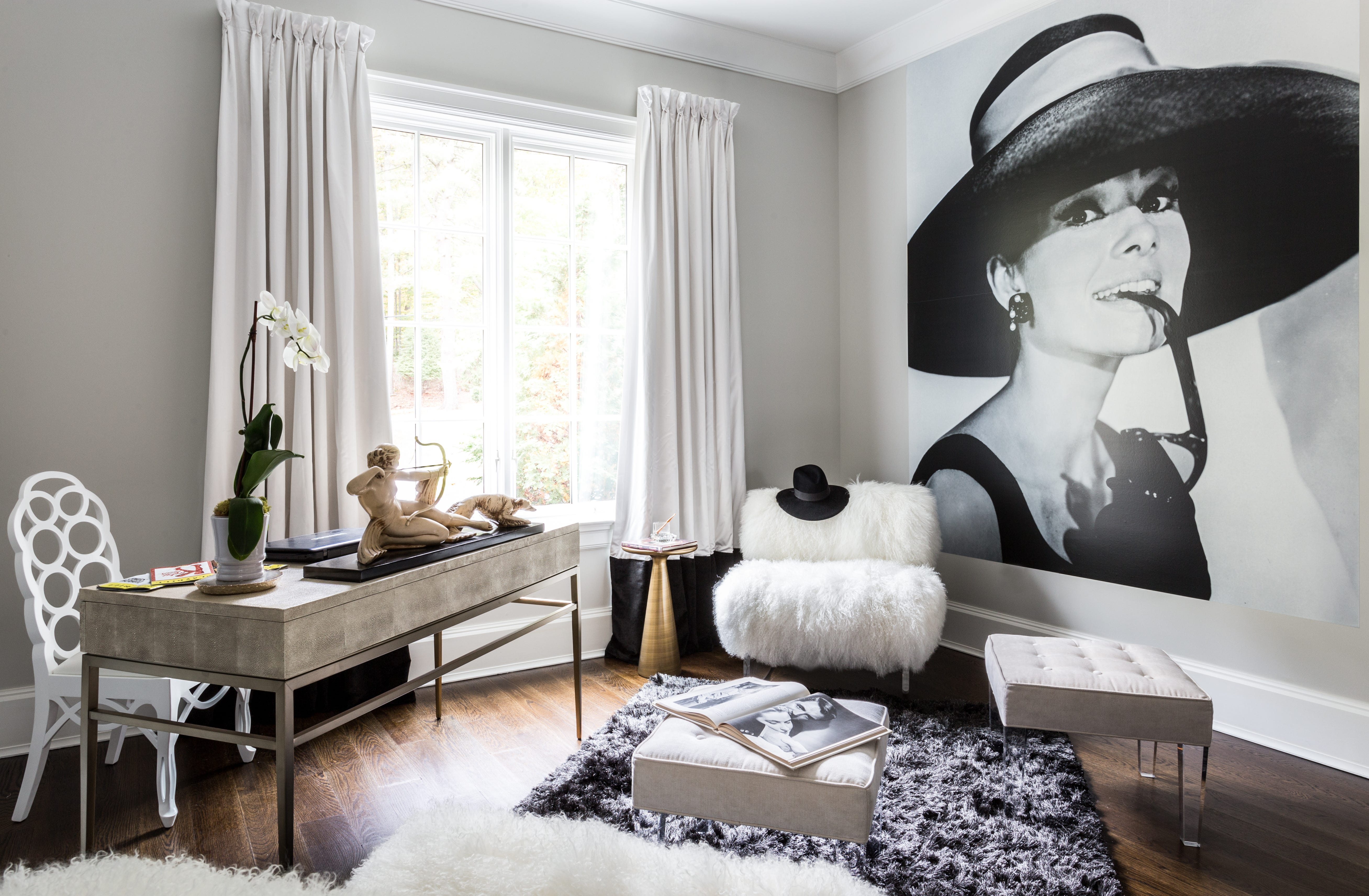 If Youu0027re Contemplating About New Ways To Decorate A Room In Your Home,  These Ideas Might Help. The Designers Drew Upon Their Clientsu0027 Love Of  Movies, ...