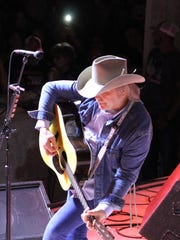 Dwight Yoakam's hit-filled set concluded this year's Outlaws & Legends Music Festival, which drew a record two-day crowd of more than 10,100 music fans to the Back Porch of Texas.