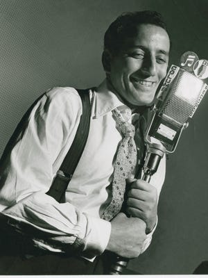 Tony Bennett was a hit with the ladies in the 1950s.