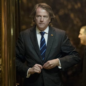 White House lawyer Don McGahn: 5 things to know about his cooperation with Russia probe
