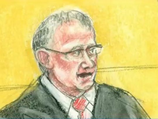 sketch by Maggie Keane Sheriff Joe Arpaio?s attorneys
