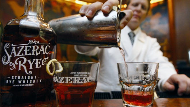 Louisiana-based Sazerac Company Inc. has scouted property in Murfreesboro for a distillery.