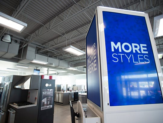 Sears Appliances, its first appliance-only store in the country, opened in 2016.