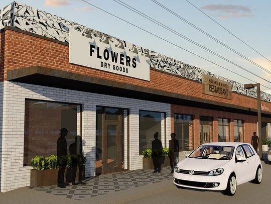 Artist renderings for the Blocks of Roosevelt Row,