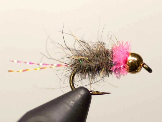 Pink Squirrel fly.