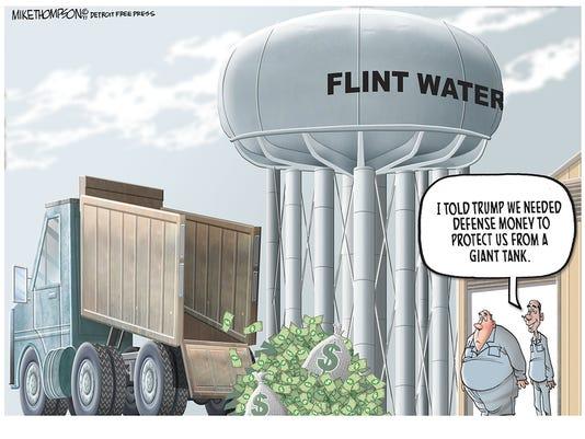 Trump's budget