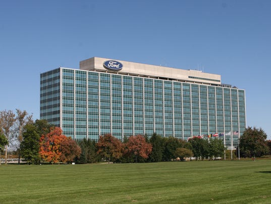 Ford headquarters evacuated in dearborn for Ford motors corporate office