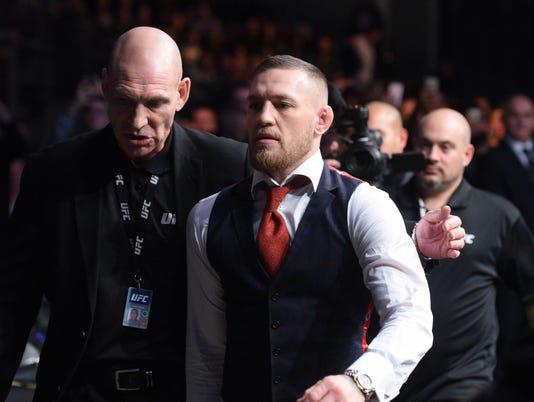 MMA: UFC Fight Night-Gdansk-Lobov vs Fili