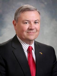 Sen. Bill Sharer, R-Farmington