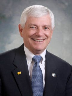 Sen. Ron Griggs, R-Dist.-34, is seeking another term to his state Senate seat.