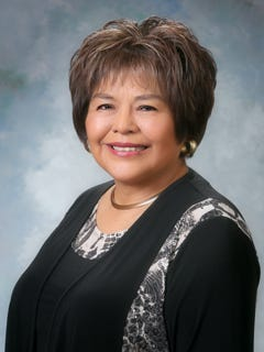 New Mexico Rep. Sharon Clachischillage, R-Kirtland