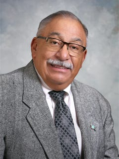 Sen. Phil Griego is shown in this undated photo.