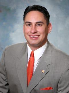 Sen. Howie Morales, D-Silver City