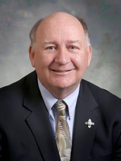Sen. Cisco McSorley, D-16-Bernalillo