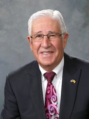 New Mexico State Rep. Larry Larranaga.