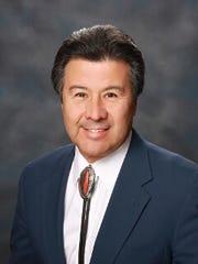 NM Sen. Pete Campos (D-Dist. 8)