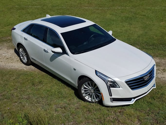 At a single-price, $76,090, the Cadillac CT6 Plug-in