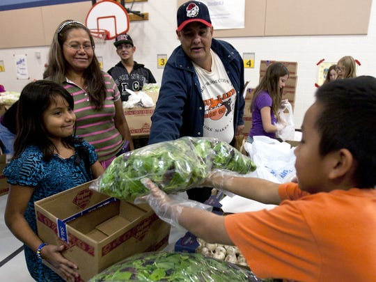 St. Mary's Food Bank is a member of the Maricopa County Food System Coalition.