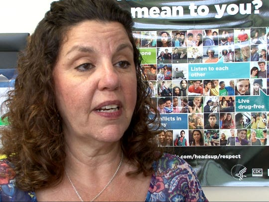 During an interview Wednesday, July 5, 2017, Marlboro Middle School psychologist Dr. Nancy Asher-Shultz speaks about how to discuss the themes raised by Netflix's '13 Reasons Why.'