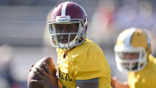 ESPN NFL draft analyst Mel Kiper Jr. says Blake Sims might want to look at playing a different position to play in the NFL.