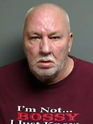 Tommy Gipson, 67, of Harrison Township, Mich., had 16 prior alcohol convictions when he was charged Dec. 19, 2017, after getting in a wreck in which alcohol is believed to be a factor.