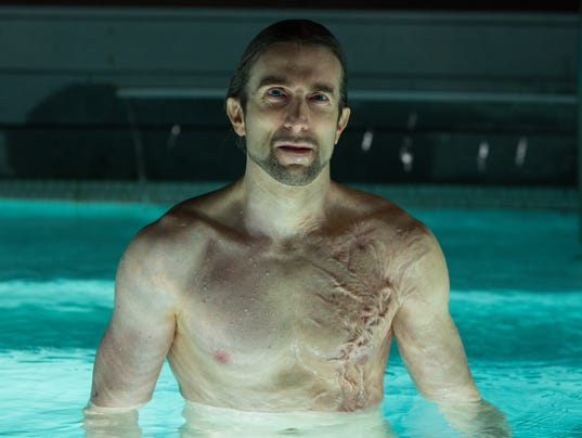 Sharlto Copley in 'Oldboy'