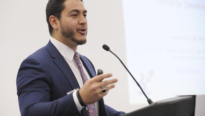 Dr. Abdul El-Sayed
