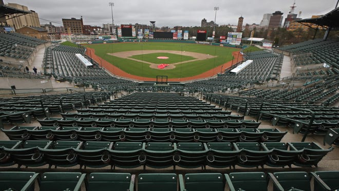 With the cancellation of the 2020 season, the Rochester Red Wings will go about 20 months without playing a game at Frontier Field.