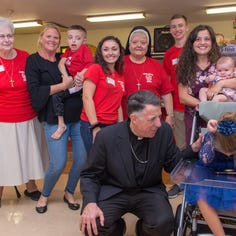 Bishop Ahr hosts annual Ahr Star dinner to benefit local families