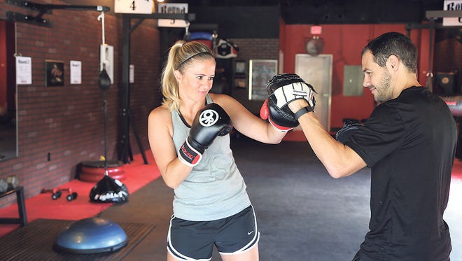 9 Rounds offers a great workout experience.