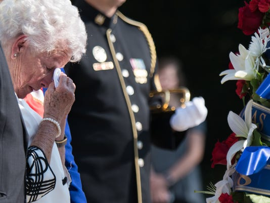 74th Liberation of Guam Wreath Laying Ceremony