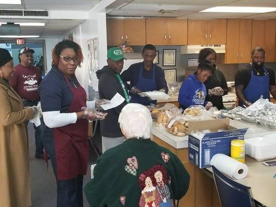 Living Word International Ministries holds Thanksgiving