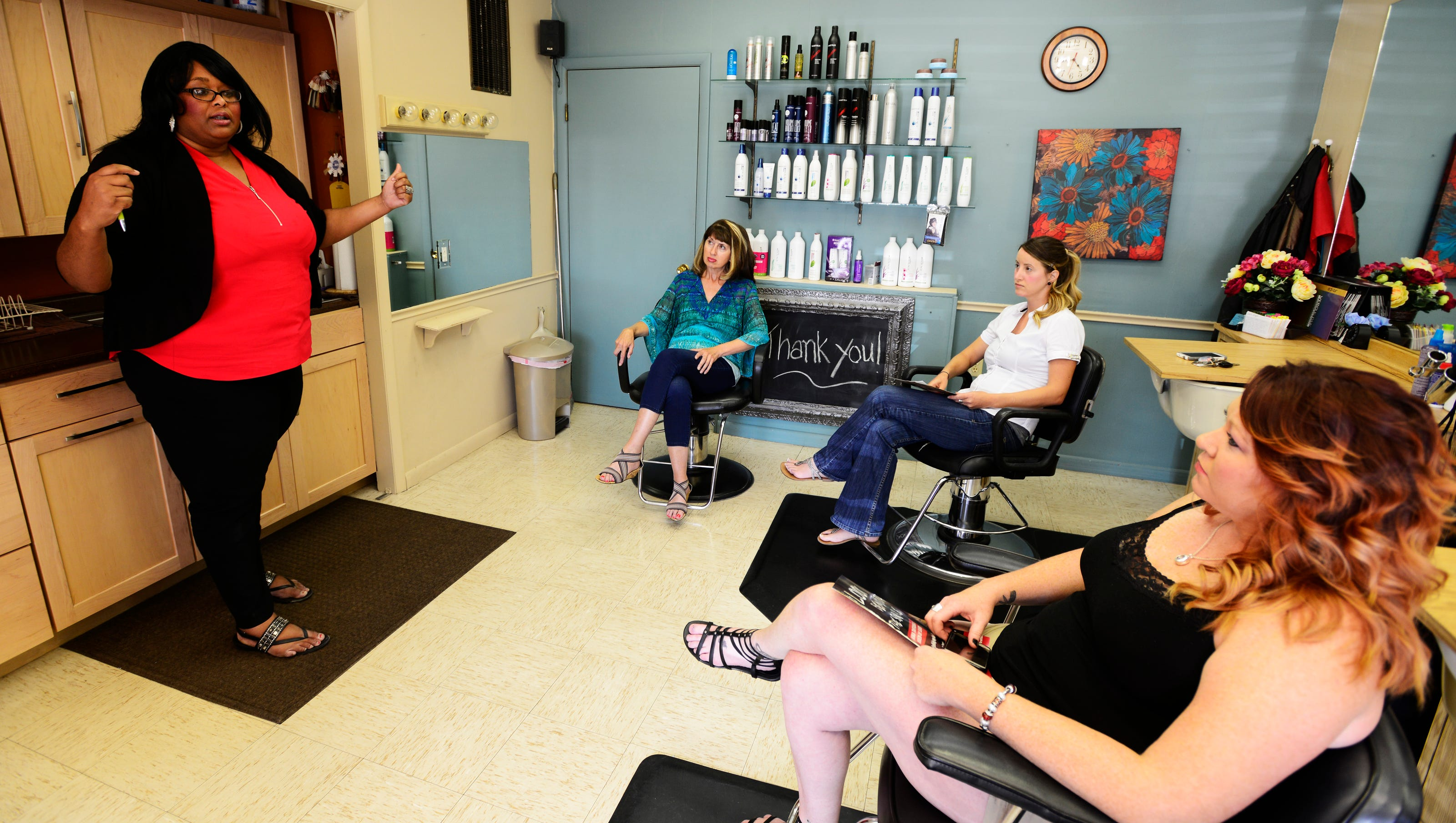 Merriweather Shows Cosmetologists Signs Of Human Trafficking