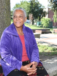 Altagracia Fernandez, of Yonkers, talks about the Christopher