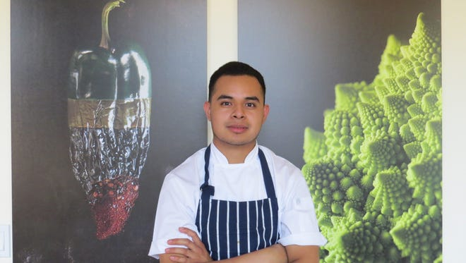 Ventura County-based chef Juan Agustin will present a pop-up dinner on Oct. 25 in Santa Barbara to support the National Breast Cancer Foundation.