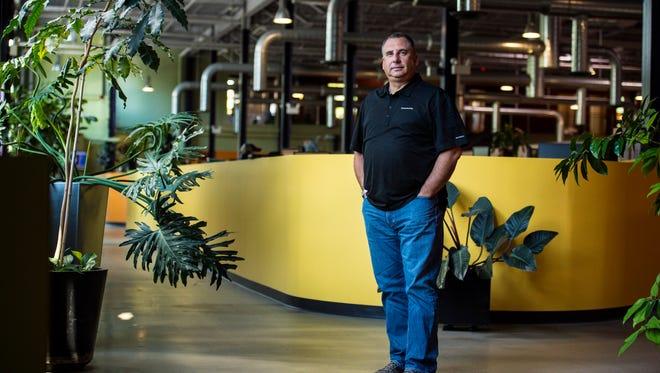 Wayne Pastore, senior vice-president at Dealer.com in Burlington, on Tuesday, September 27, 2016.