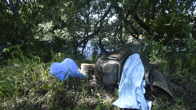 Durango (not pictured) has stopped enforcing its ban on camping in public spaces at night at the urging of the American Civil Liberties Union.