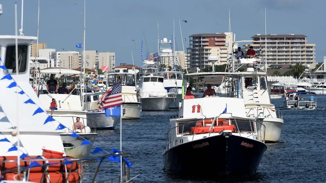 The city of Destin has partnered with the U.S. Army Corps of Engineers to conduct a study of the Destin harbor.