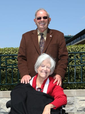 Ken and Sarah Ramsey finished (again) as Keeneland's leading owners this spring.