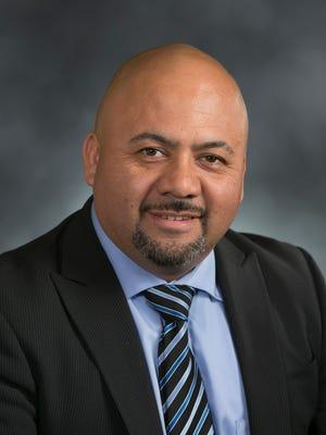 Alisal Superintendent John Ramirez Jr.