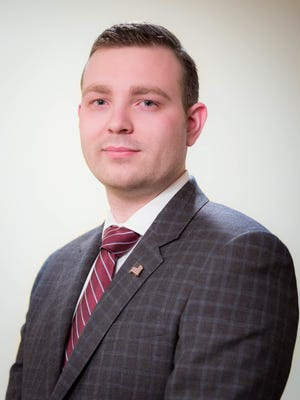 Andrew Hollister, Libertarian candidate for New York Lieutenant Governor