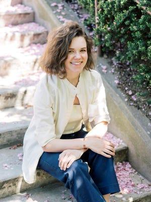 Fashion designer and Pratt Institute graduate Emily Ridings