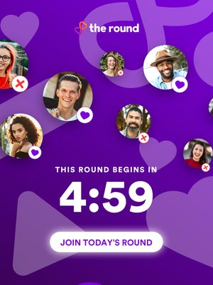 Austin-based dating app the Round is designed to more closely mirror speed dating than other traditional dating apps.