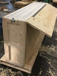 Marshall Boxes will wither ship boxes and crates to